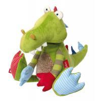 М'яка іграшка Sigikid Patchwork Sweety Дракон 32 см Фото