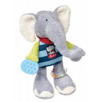 М'яка іграшка Sigikid интерактивный Слон 28 см Фото