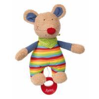 М'яка іграшка Sigikid музыкальная Мышка 23 см Фото