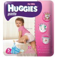 Подгузник Huggies Pants Jumbo 5 Girl (13-17 кг), 32 шт. Фото