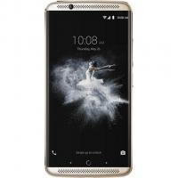 Мобильный телефон ZTE Axon 7 Gold Фото