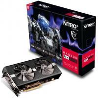 Видеокарта Sapphire Radeon RX 590 8192Mb NITRO+ Фото