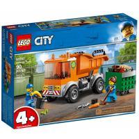 Конструктор LEGO City Мусоровоз 90 деталей Фото