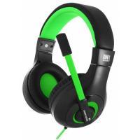 Навушники Gemix N3 Black-Green Gaming Фото