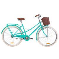 "Велосипед Дорожник 28"" COMFORT FEMALE рама-19,5"" 2019 бирюзовый, бага Фото"