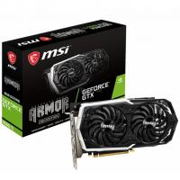 Видеокарта MSI GeForce GTX1660 6144Mb ARMOR OC Фото