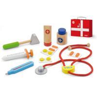 Ігровий набір Viga Toys Чемоданчик доктора Фото