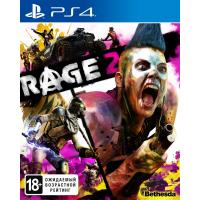 Игра SONY Rage 2 [PS4, Russian version] Фото