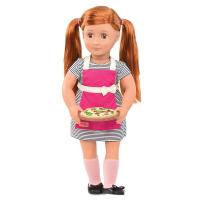 Лялька Our Generation DELUXE Ноа готовит обед с книгой Фото