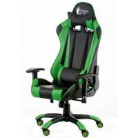 Крісло ігрове Special4You ExtremeRace black/green Фото