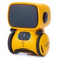 Інтерактивна іграшка AT-Robot робот с голосовым управлением желтый Фото