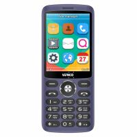 Мобільний телефон Verico Style S283 Blue Фото