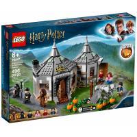 Конструктор LEGO Harry Potter Хижина Хагрида: спасение Клювокрыла 4 Фото