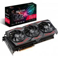 Видеокарта ASUS Radeon RX 5700 XT 8192Mb ROG STRIX GAMING OC Фото