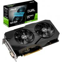 Видеокарта ASUS GeForce GTX1660 SUPER 6144Mb DUAL OC EVO Фото