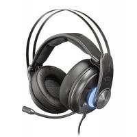 Наушники Trust GXT 383 Dion 7.1 Bass Vibration USB BLACK Фото