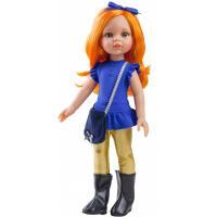 Кукла Paola Reina Карина с рыжими волосами Фото