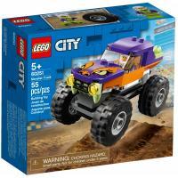 Конструктор LEGO City Great Vehicles Монстр-трак 55 деталей Фото