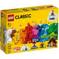 Конструктор LEGO Classic Кубики и домики 270 деталей Фото