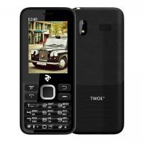 Мобильный телефон 2E E240 DualSim Black Фото