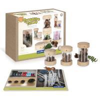 Игровой набор Guidecraft Набор Natural Play Сокровища в баночках прозрачный Фото