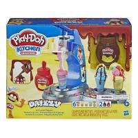 Набір для творчості Hasbro Play-Doh Мороженое с глазурью Фото