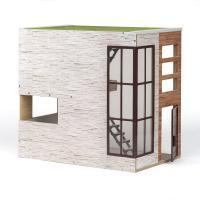 Игровой набор Lori Деревянный дом Фото