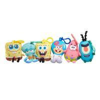 М'яка іграшка Sponge Bob Bob Mini Key Plush SpongeBob в ассорт. Фото