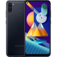 Мобильный телефон Samsung SM-M115F (Galaxy M11 3/32Gb) Black Фото