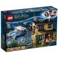 Конструктор LEGO Harry Potter Тисовая улица, дом 4, 797 деталей Фото