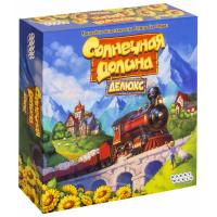 Настільна гра Hobby World Солнечная долина Делюкс Фото