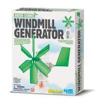 Набір для експериментів 4М для досліджень Вітрогенератор Фото