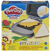 Набір для творчості Hasbro Play-Doh Сырный сэндвич Фото