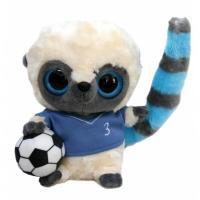 М'яка іграшка Aurora Yoohoo Футболист голубая футболка 12 см Фото