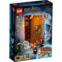 Конструктор LEGO Harry Potter в Хогвартсе урок трансфигурации 241 д Фото