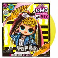 Лялька L.O.L. Surprise! O.M.G. Remix - Диско-леди Фото
