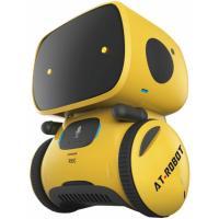 Інтерактивна іграшка AT-Robot робот с голосовым управлением желтый,укр Фото