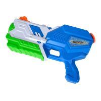 Игрушечное оружие Simba Водный бластер Трюк с помпой 28 см Синий Фото