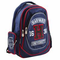 Рюкзак шкільний 1 вересня S-24 Harvard Фото