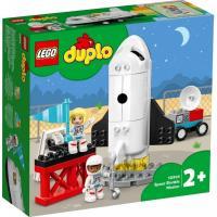 Конструктор LEGO Duplo Town Экспедиция на шаттле 23 детали Фото
