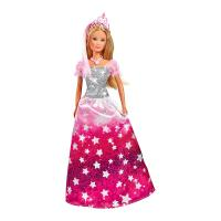 Лялька Simba Штеффи Принцесса Сияющая Звезда с аксессуарами Фото