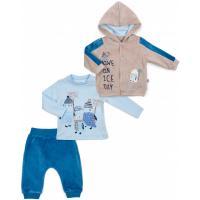 Набір дитячого одягу Tongs велюровый Фото