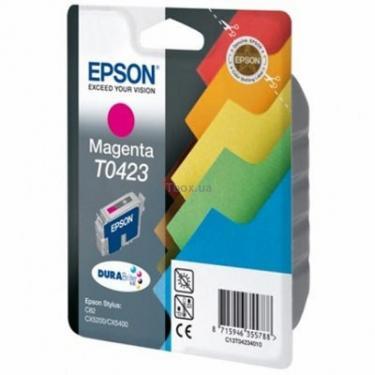 Картридж EPSON St C82, CX5200/ 5400 magenta (C13T04234010) - фото 1