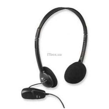 Наушники Logitech Dialog-220 Stereo (980177-0000) - фото 1