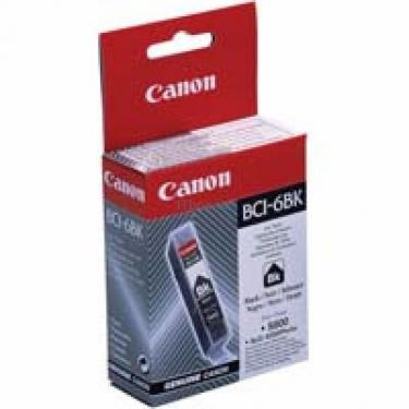 Картридж BCI-6 Black Canon (4705A002) - фото 1