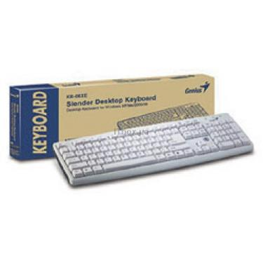 Клавиатура Genius KB-06XЕ (31300007107) - фото 1