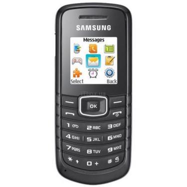 Мобільний телефон GT-E1081 Black Samsung (GT-E1081ZKT) - фото 1