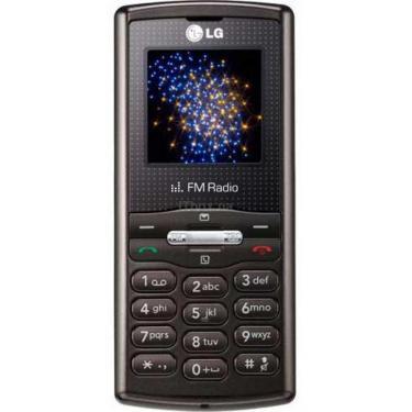 Мобільний телефон GB110 Brown LG (GB110 BR) - фото 1