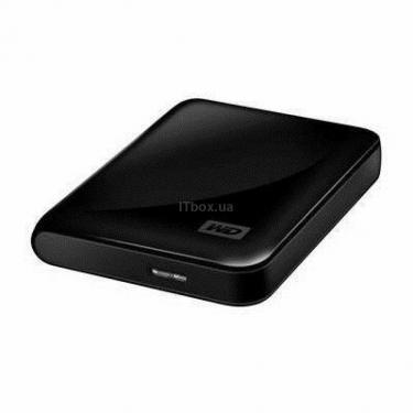 """Зовнішній жорсткий диск 2.5"""" 1TB Western Digital (WDBACX0010BBK-EESN) - фото 1"""
