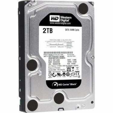 """Жесткий диск 3.5"""" 2TB WD (WD2003FYYS) - фото 1"""